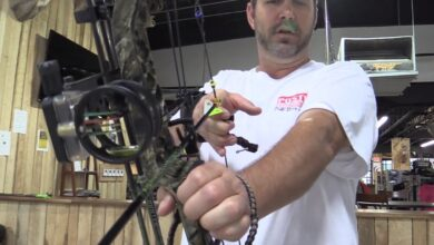 Photo of Video: How to Change Your Bow Grip To Make More Accurate Shots