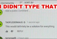 Photo of Video: Gun YouTuber TAOFLEDERMAUS Catches YouTube Editing His Comments