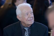 Photo of President Jimmy Carter Breaks Hip While Heading Out to Turkey Hunt