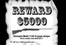 Photo of Hank Williams Jr. Offers $6000 Reward to Find His Grandpa's Missing Shotgun