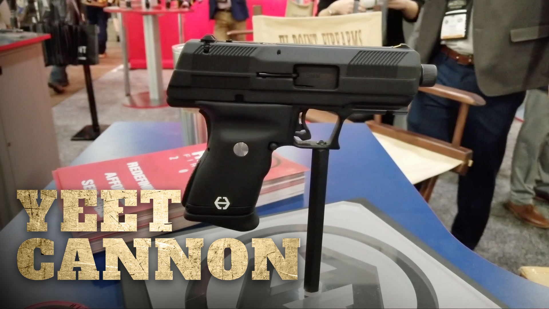 Video Sneak Peak At The Hi Point Yeet Cannon Carbontv Blog