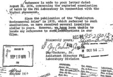Photo of The FBI Just Released Its Bigfoot File Because of a FOIA Request
