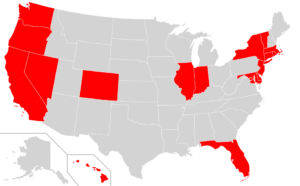 States with Red Flag laws