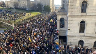 Photo of 22,000 Gun owners rally in Virginia to protest gun control legislation