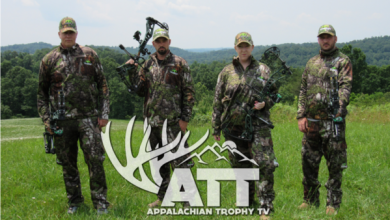 Photo of Appalachian Trophy TV–Jeremy Allen with his Daughter