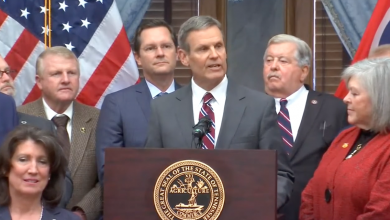 Photo of Tennessee Governor supports constitutional carry bill