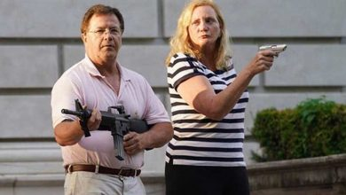 Photo of Armed St Louis Couple Defends Home From Trespassers