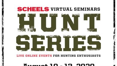 Photo of Scheels Virtual Seminars Hunt Series