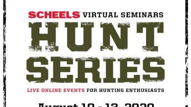 Photo of Scheels Virtual Seminars Hunt Series