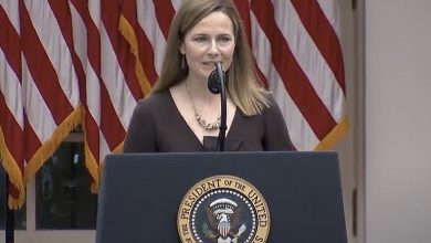 Photo of Supreme Court Nominee Amy Coney Barrett & The Second Amendment