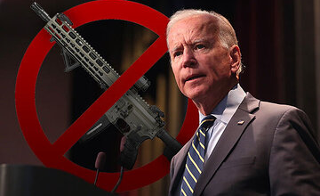 Photo of Biden Calls For Renewed Assault Weapon Ban
